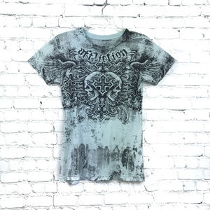 Affliction Graphic T